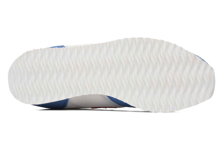 Baskets Le Coq Sportif Alice S Suede/Nylon Blanc vue haut