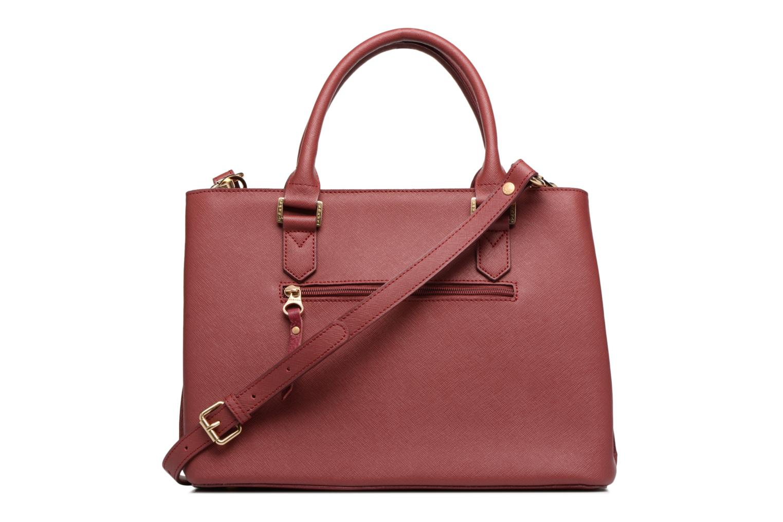 Handtaschen Sabrina Martina weinrot ansicht von vorne