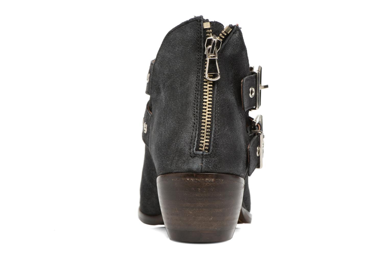 Bottines et boots Billi Bi Oclay Noir vue droite
