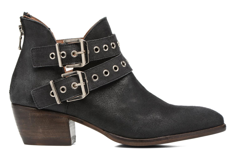 Bottines et boots Billi Bi Oclay Noir vue derrière