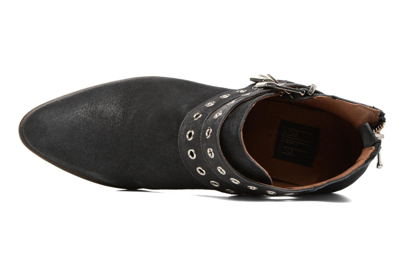 Bottines et boots Billi Bi Oclay Noir vue gauche