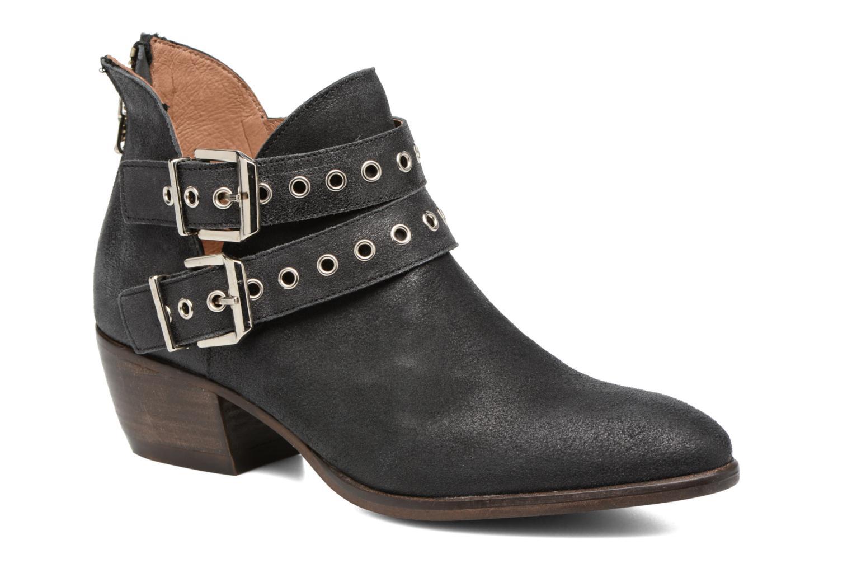 Marques Chaussure femme Billi Bi femme Oclay Black old