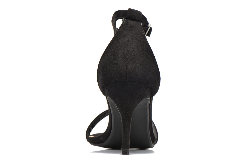 Sandalen I Love Shoes MCGARCIA schwarz ansicht von rechts