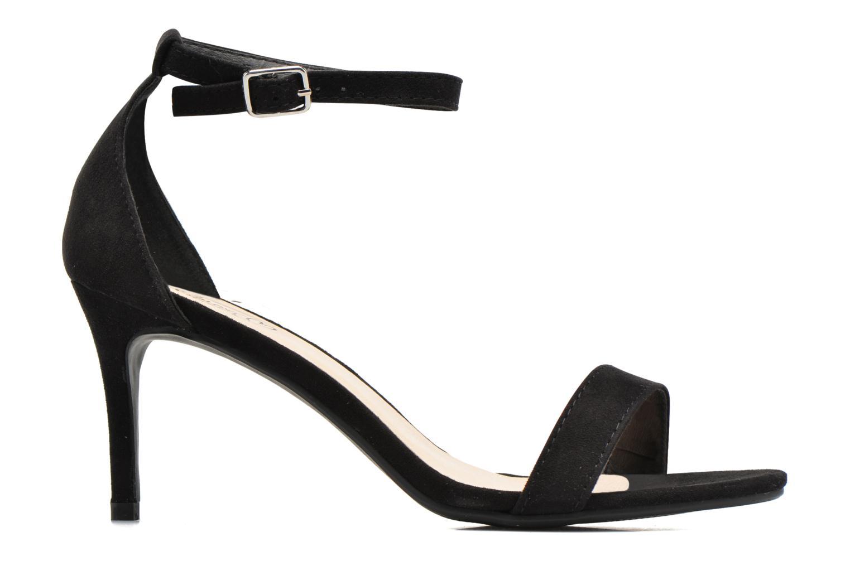 Sandalen I Love Shoes MCGARCIA schwarz ansicht von hinten