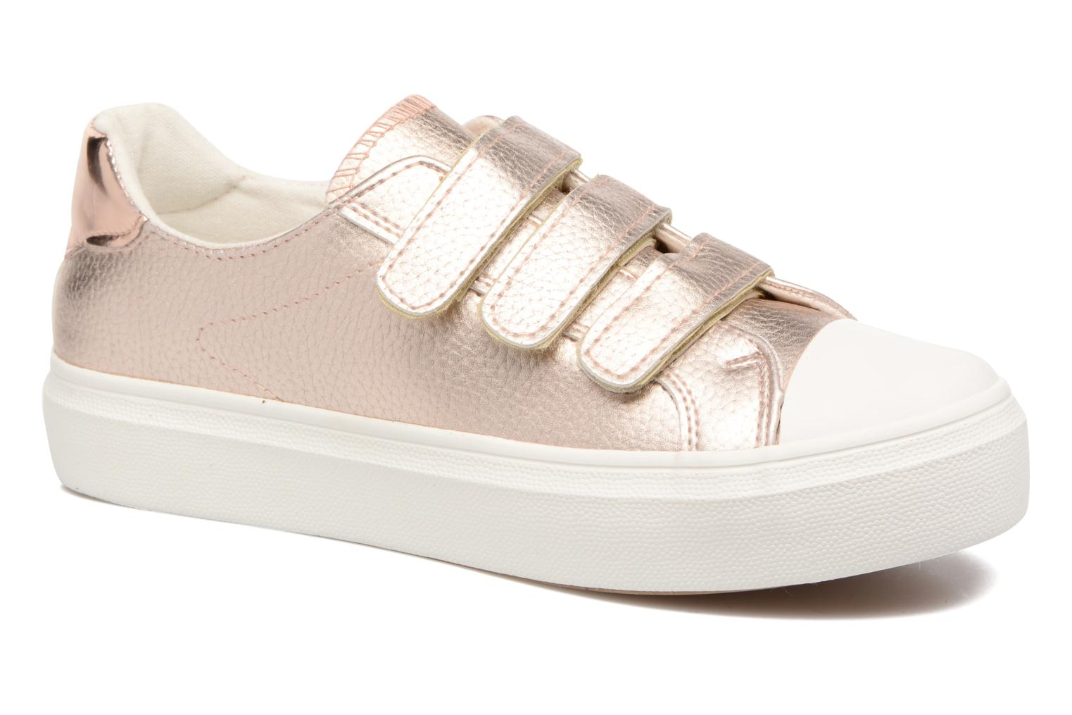 Trainers I Love Shoes BLOIVE Pink detailed view/ Pair view