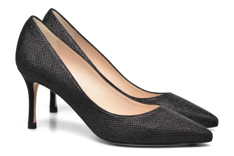 Zapatos de tacón L.K. Bennett Bianca Negro vista 3/4