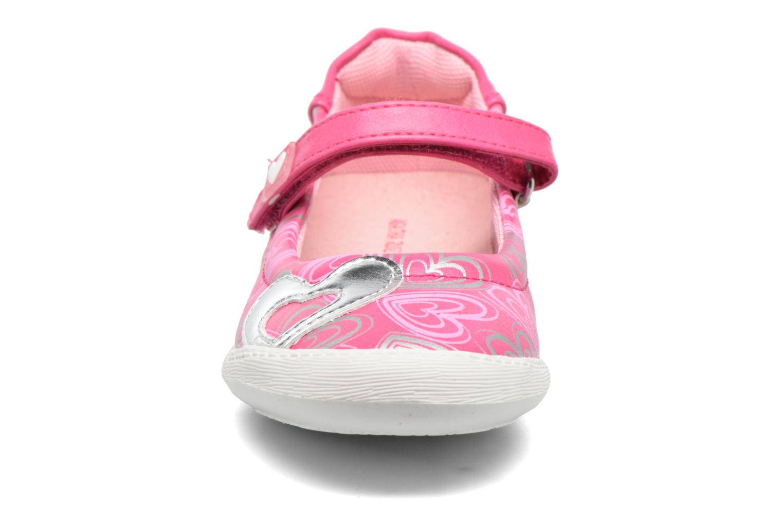 Ballet pumps Agatha Ruiz de la Prada Clever 2 Pink model view