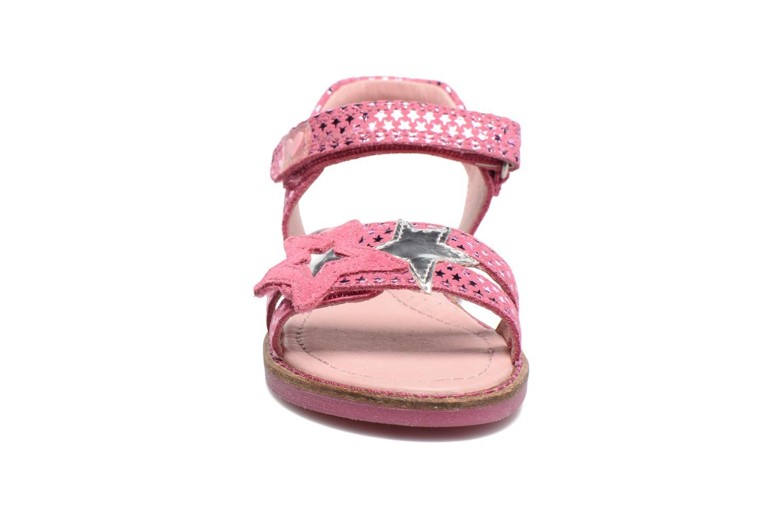 Sandales et nu-pieds Agatha Ruiz de la Prada Miss Ponza 2 Rose vue portées chaussures