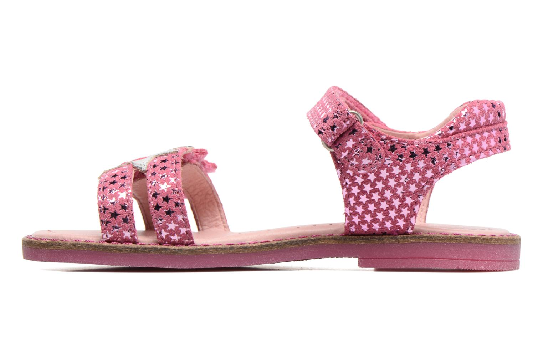 Sandales et nu-pieds Agatha Ruiz de la Prada Miss Ponza 2 Rose vue face