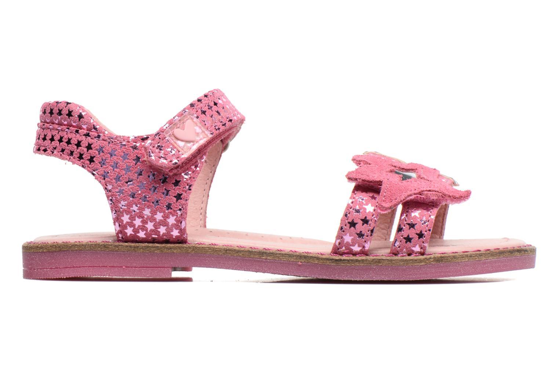 Sandales et nu-pieds Agatha Ruiz de la Prada Miss Ponza 2 Rose vue derrière
