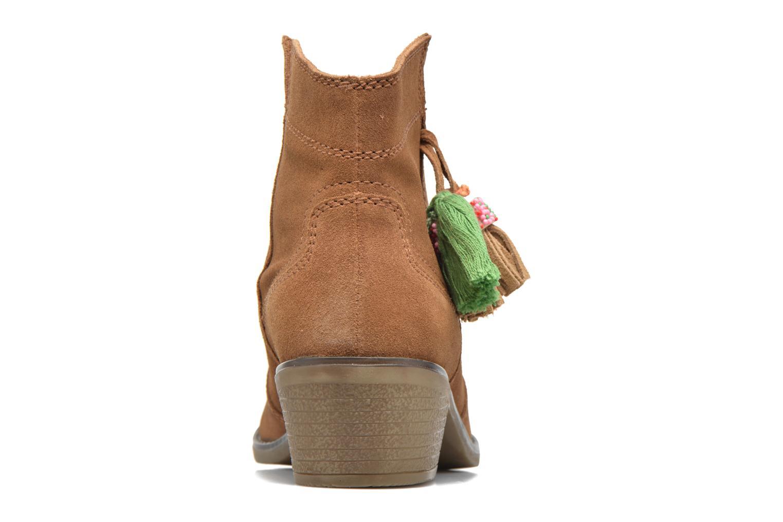 Bottines et boots Gioseppo Oriane Marron vue droite