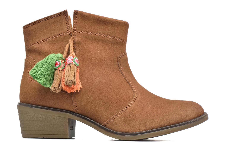Bottines et boots Gioseppo Oriane Marron vue derrière
