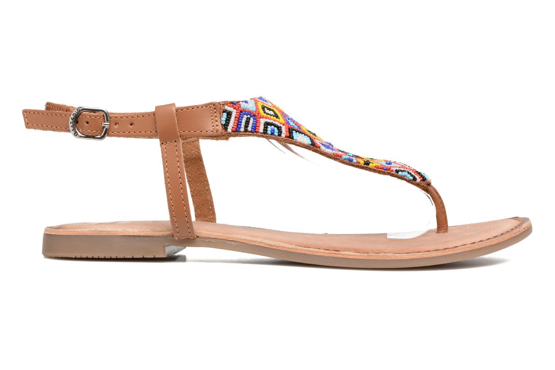 Sandales et nu-pieds Gioseppo Magnume Marron vue derrière