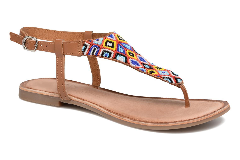 Sandales et nu-pieds Gioseppo Magnume Marron vue détail/paire