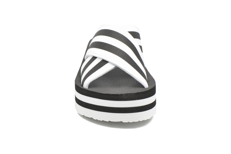 Mules et sabots Gioseppo Navisa Multicolore vue portées chaussures