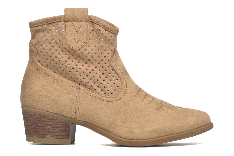 Bottines et boots I Love Shoes thunbin Beige vue derrière
