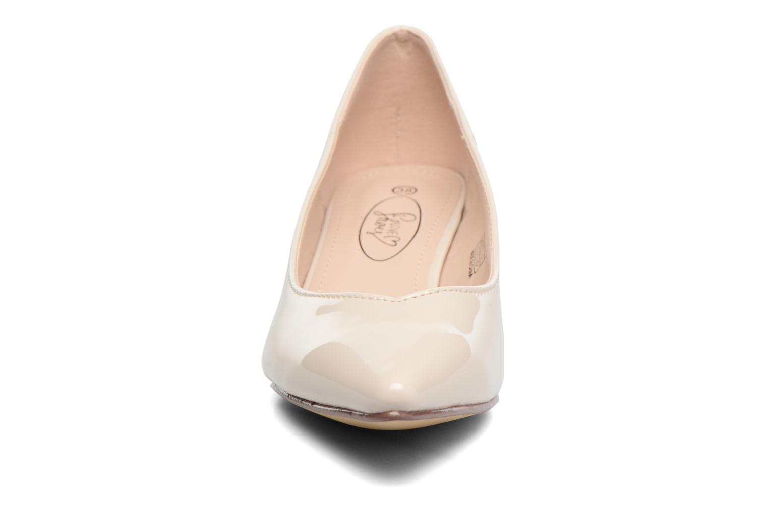 Pumps I Love Shoes THORA beige schuhe getragen