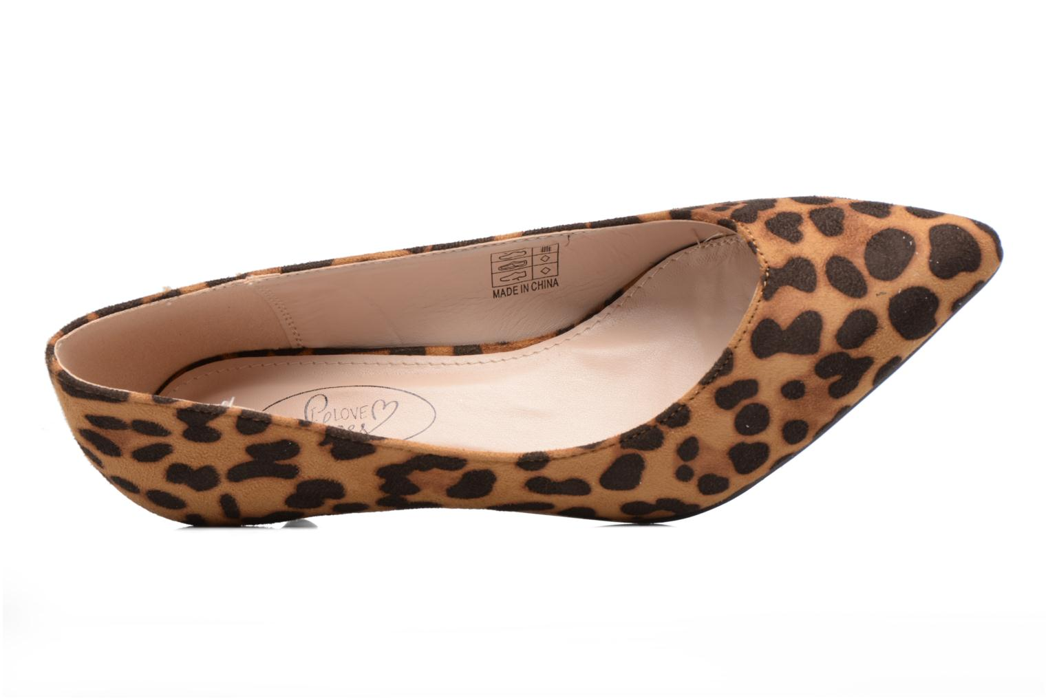 I Love Shoes THORA Bruin