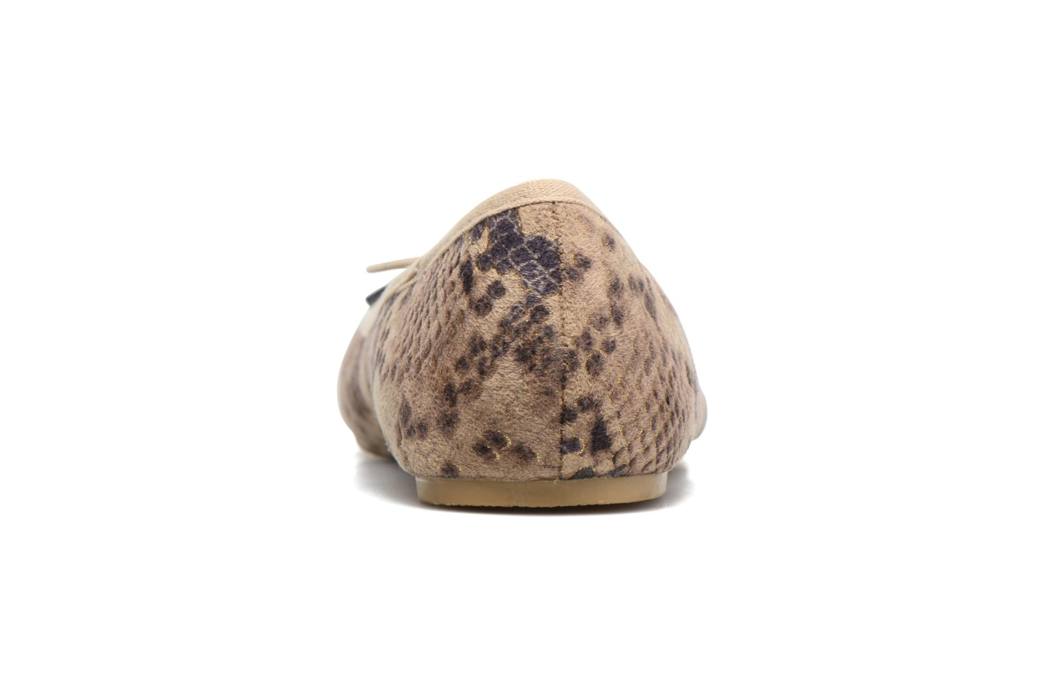 Ballerines I Love Shoes THENSELY Beige vue droite