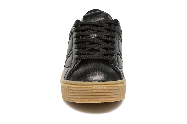 Baskets I Love Shoes THOMI Noir vue portées chaussures