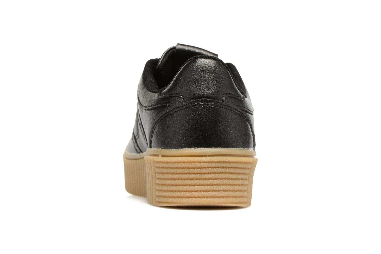Baskets I Love Shoes THOMI Noir vue droite