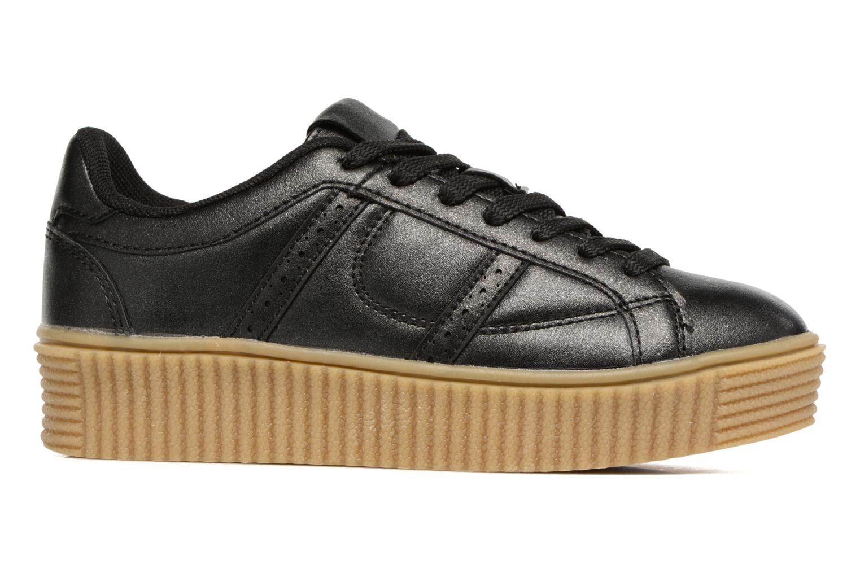 Baskets I Love Shoes THOMI Noir vue derrière