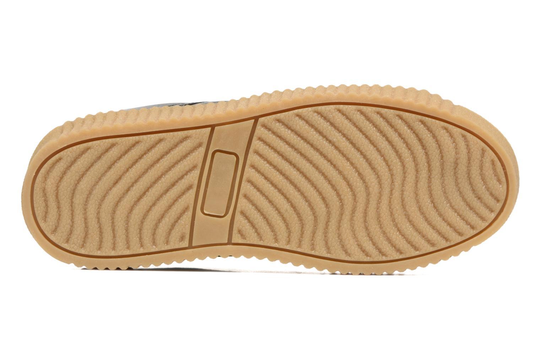 Baskets I Love Shoes THOMI Noir vue haut