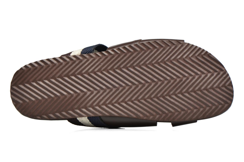 Sandales et nu-pieds Gioseppo Pompilio Marron vue haut