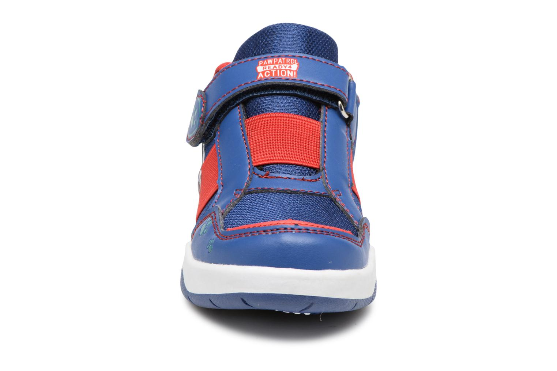 Baskets Pat Patrouille YATUS Bleu vue portées chaussures