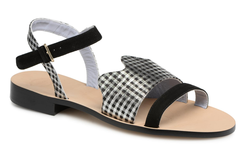 Grandes descuentos últimos zapatos Apologie Vague (Negro) - Sandalias Descuento