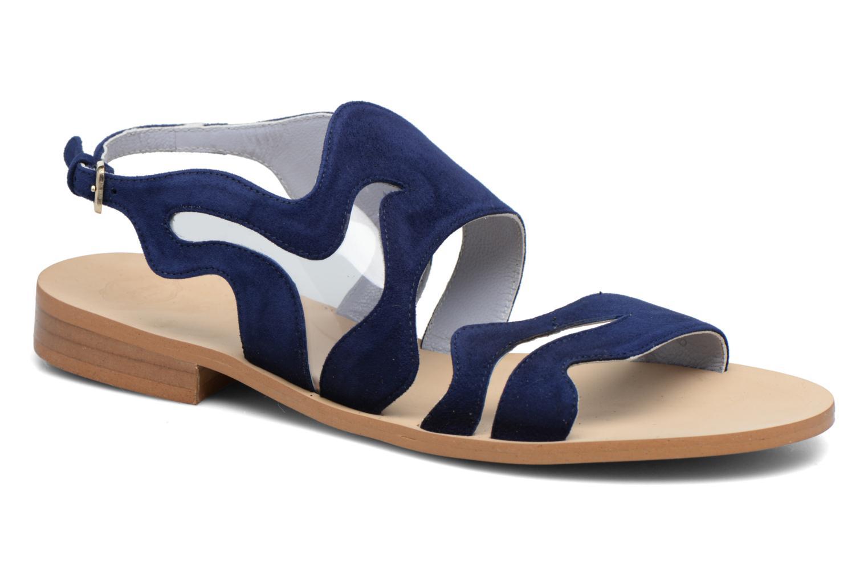 Grandes descuentos últimos zapatos Apologie Wavy (Azul) - Sandalias Descuento