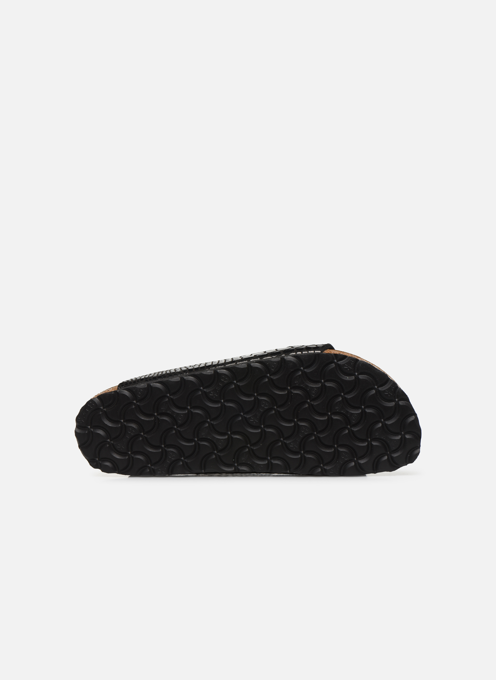 Arizona W (Smal model) Shiny Snake Black