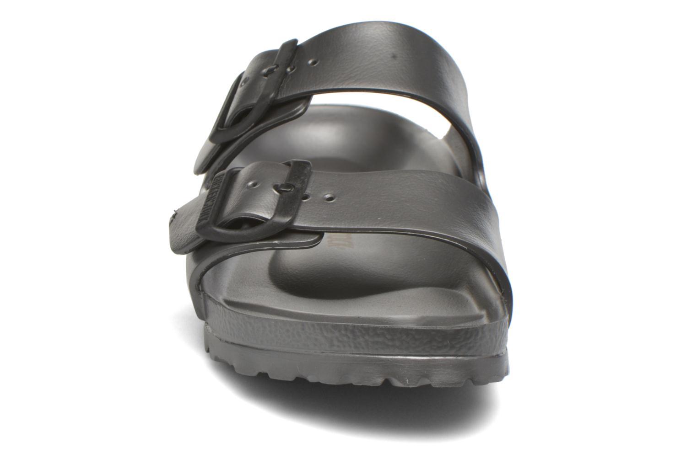 Clogs og træsko Birkenstock Arizona W (Smal model) Grå se skoene på