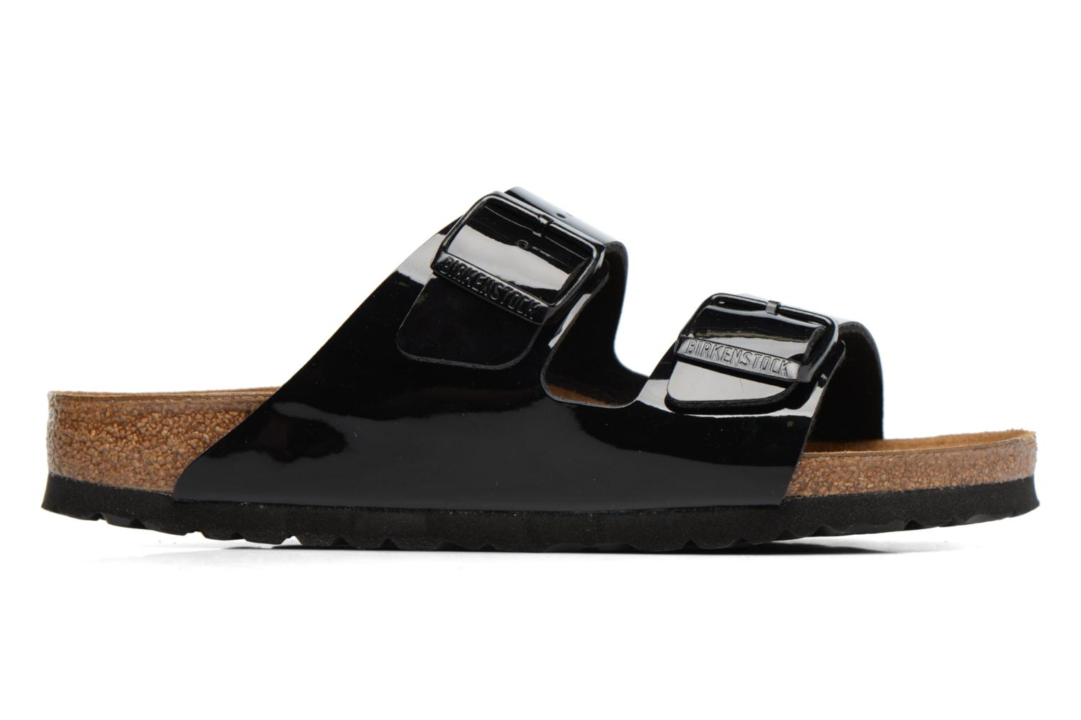Clogs og træsko Birkenstock Arizona W (Smal model) Sort se bagfra