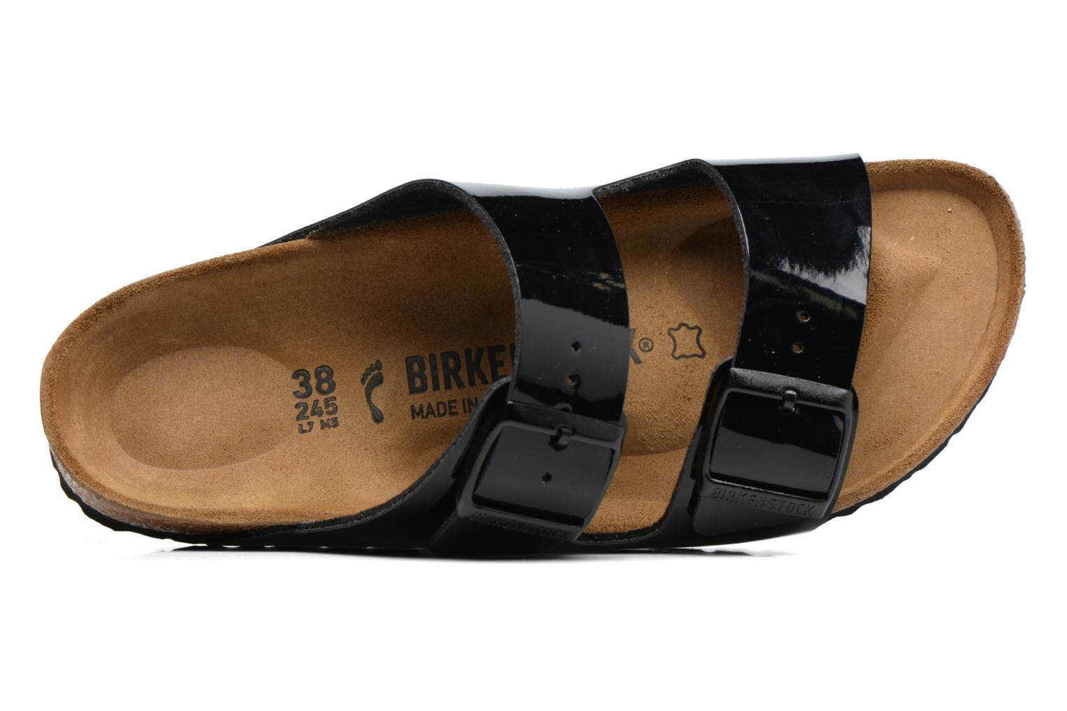Mules & clogs Birkenstock Arizona W Black view from the left
