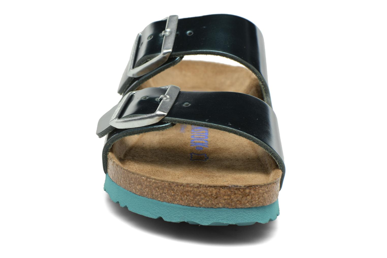 Mules et sabots Birkenstock Arizona W Vert vue portées chaussures
