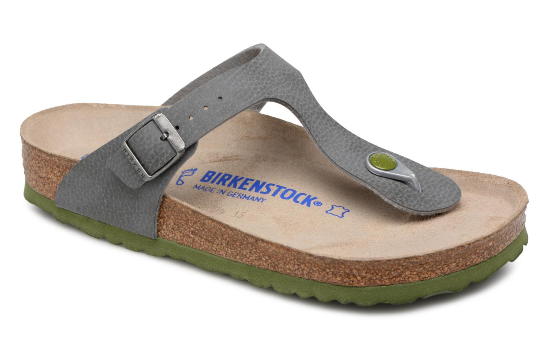 Zapatos promocionales Birkenstock Gizeh W (Gris) - Sandalias   Zapatos de mujer baratos zapatos de mujer