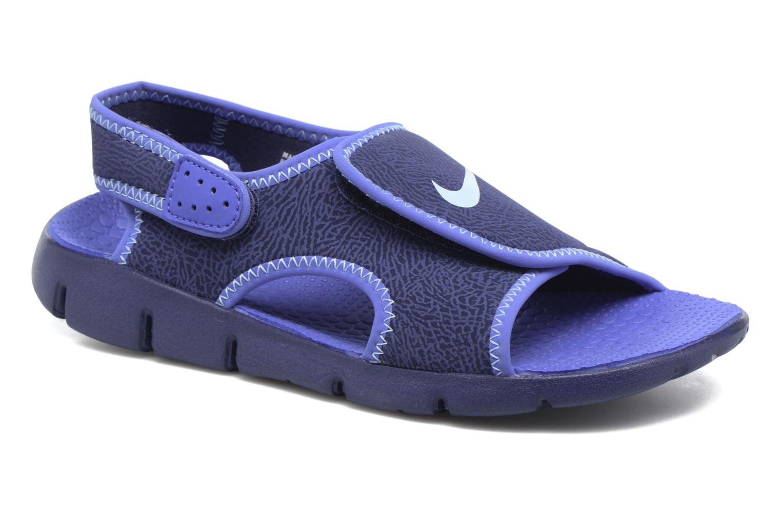 Nike - Kinder - Nike Sunray Adjust 4 (Gs/Ps) - Sandalen - blau