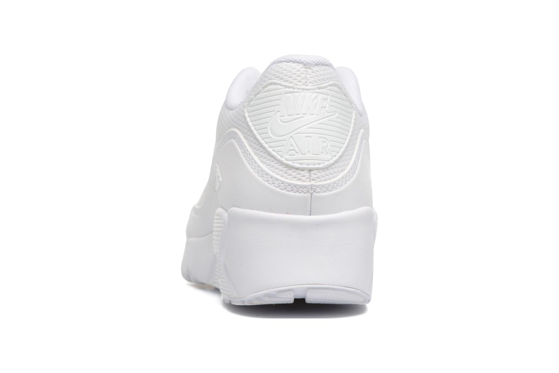 Sneaker Nike Nike Air Max 90 Ultra 2.0 (Gs) weiß ansicht von rechts