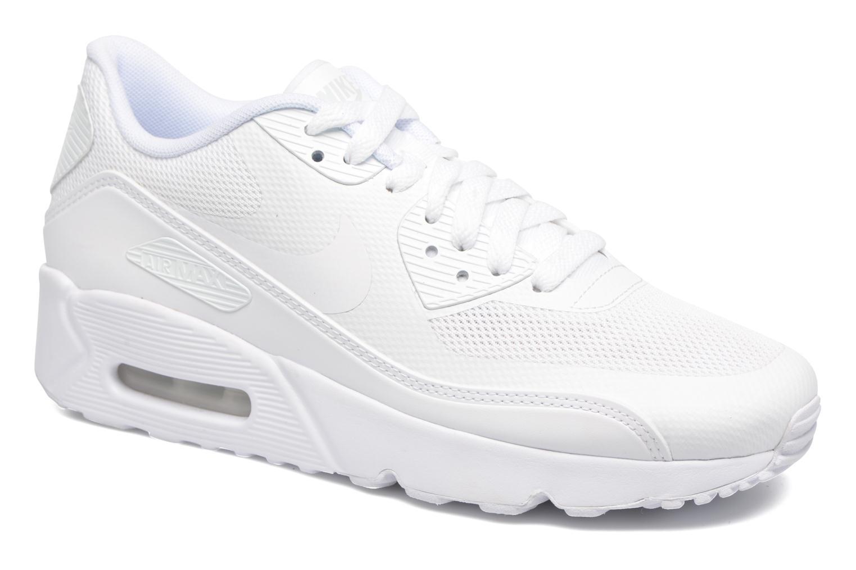 Nike Air Max 90 Ultra 2.0 (Gs) White/White-White-Pure Platinum