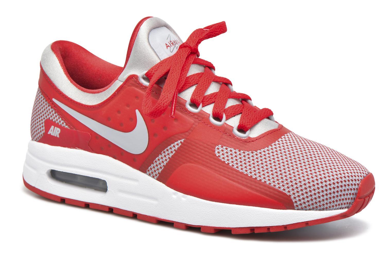 Baskets Nike Nike Air Max Zero Essential (Gs) Rouge vue détail/paire