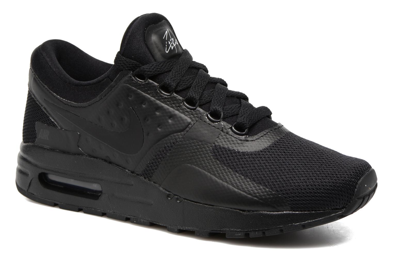 Baskets Nike Nike Air Max Zero Essential (Gs) Noir vue détail/paire
