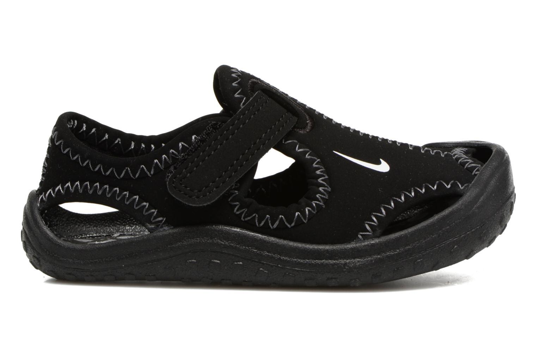 Sandals Nike Nike Sunray Protect (Td) Black back view