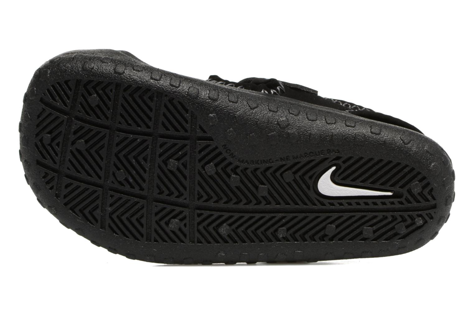 Sandals Nike Nike Sunray Protect (Td) Black view from above