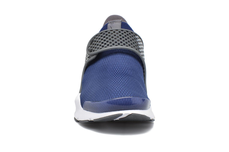 Baskets Nike Nike Sock Dart (Gs) Bleu vue portées chaussures