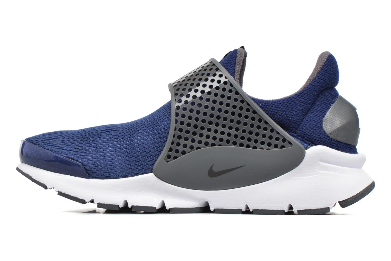 Baskets Nike Nike Sock Dart (Gs) Bleu vue face