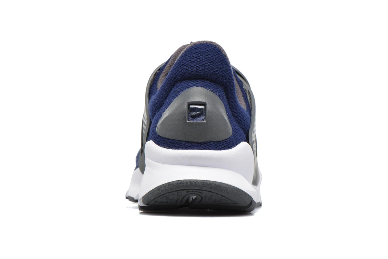 Baskets Nike Nike Sock Dart (Gs) Bleu vue droite