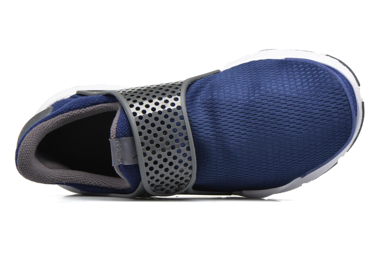 Baskets Nike Nike Sock Dart (Gs) Bleu vue gauche