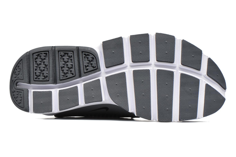 Baskets Nike Nike Sock Dart (Gs) Bleu vue haut
