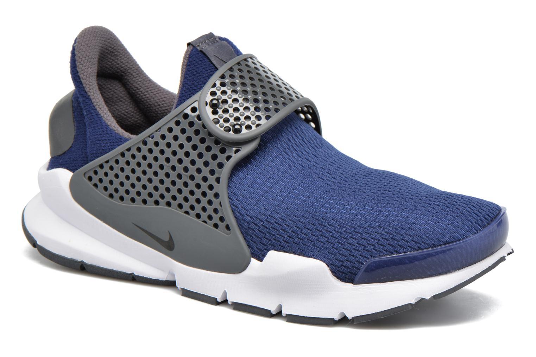 Baskets Nike Nike Sock Dart (Gs) Bleu vue détail/paire